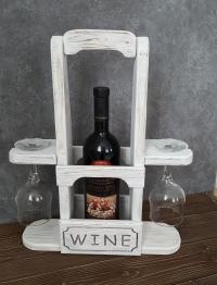 Настольная подставка под вино или шампанское